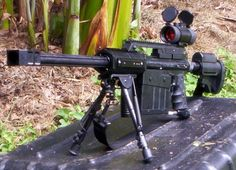 Tippmann 98 Custom Barrett