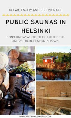 #HELSINKI #FINLAND #SAUNA #TRAVEL | Best public sauna in…