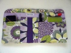 Car Visor Organizer Caddy  Car Accessories  by SewProDesigns, $24.00