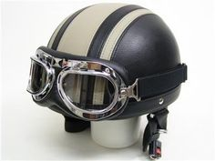 ilegallcargo: Stylish Scooter Helmets