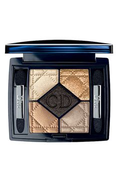 Dior '5 Couleurs - Grand Bal' Eyeshadow Palette ($59). These are simply gorgeous. I want them both.