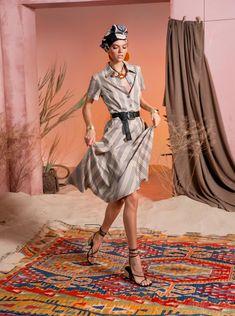Вдохновением для новой летней коллекции от Alena Goretskaya стала Африка. Это яркая цветовая палитра, смешение стилей, анималистические и этнические принты, натуральные материалы, фурнитура и, конечно же, авторские аксессуары, которые дополнили и завершили образы, ярко отражающие стиль коллекции. #alenagoretskaya #аленагорецкая #лето2020 #летнийобразженский #летнийобраз #тренды2020 #мода2020 #летнийобразнаработу #весна2020 #африка #образналето #платье #аксессуары2020 #аксессуары #сарафан