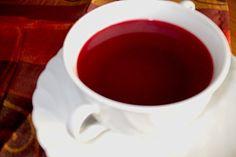 Barszcz (Polish) by Graf_Wronsky Polish Soup, Soup Recipes, Vegan Recipes, Polish Recipes, International Recipes, Finger Foods, Graf, Low Carb, Sweets
