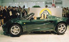 1996 Lotus Elise Image