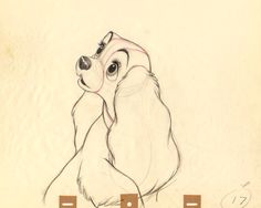 Lady Concept Art (Lady and The Tramp, 1955) ★ || CHARACTER DESIGN REFERENCES (https://www.facebook.com/CharacterDesignReferences & https://pinterest.com/characterdesigh) • Love Character Design? Join the #CDChallenge (link→ https://www.facebook.com/groups/CharacterDesignChallenge) Share your unique vision of a theme every month, promote your art in a community of over 25.000 artists! || ★