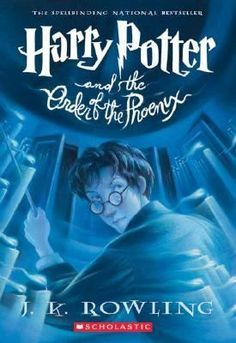 Harry Potter and the Order of the Phoenix by Rowling, J. K., GrandPre, Mary