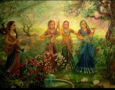 Radha Rani, Krishna Radha, Krishna Love, Krishna Leela, Radha Krishna Pictures, Indian Gods, Visionary Art, Mystic, Status Quotes