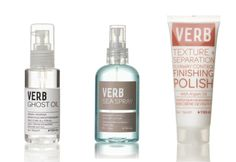 Verb Trio - giveaway ends on July 22, 2014. Great professional, safe salon products made in the U.S.A.