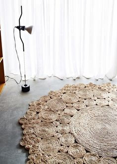 stunning hemp rugs by Armadillo & Co - Bliss