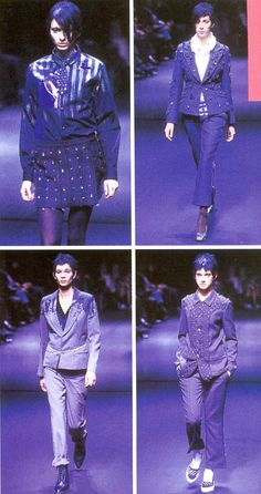 """ Undercover Fall/Winter 2001 """