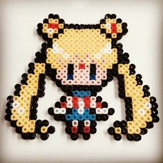 Sailor Moon hama beads by mentor168