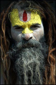 Sadhu....India...
