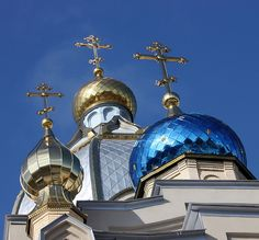 A mystical décor item for the next event. Russian church