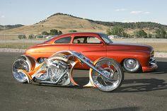 Thunderbike - Showroom & Werkstatt - Custom Parts & Bikes