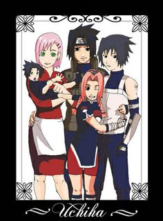 Sasuke and Sakura Family | Recent Photos The Commons Getty Collection Galleries World Map App ...