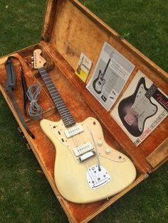 1958 Fender Jazzmaster Refin