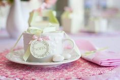 Chá na Ladurée