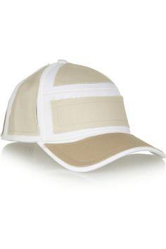 Acne Studios|Clint Patch stretch-cotton twill baseball cap|NET-A-PORTER.COM