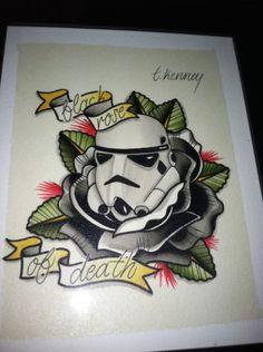 i will always love cool star wars tattoos :'D