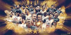 World Champions - Handball on Behance