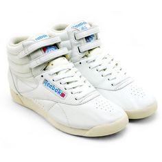 e40ca76bdda8 I remember finally getting a pair of Reebok high tops. I finally got them   worn in  when my grandmother put white shoe polish on them. I was  mortified.