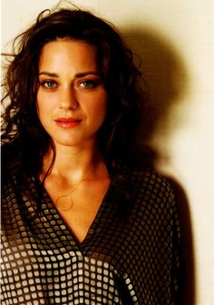 Marion Cotillard. One of the most beautiful women.