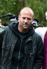 the hot british actor ,jason statham .blitz the film