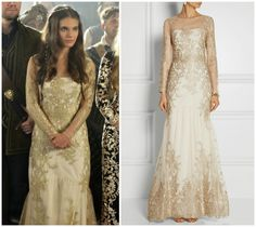 caitlin stasey reign dresses - Google Search