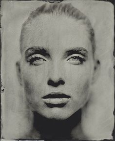 Wet plate on blackened silver. In People, Portrait, Female. photography by Igor Vasiliadis. Artistic Photography, Creative Photography, Fine Art Photography, Soul Design, Art Design, Graphic Design, Cobra Art, Foto Poster, Alternative Photography