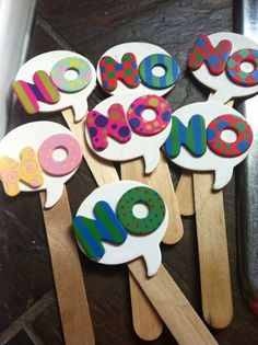 "pigeon mo willems party | Mo Willems Pigeon - shared reading idea. Speech bubble ""no"""