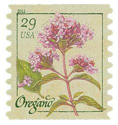 4516: 2011 29c Herbs - Oregano (Coil)