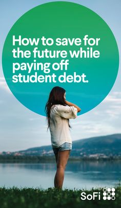 you save for retirement or pay off student loans? We have fast finance tips to help you balance both— get out of student debt while still planning for your future. Paying Off Student Loans, Student Loan Debt, Saving For Retirement, Retirement Planning, Get Out Of Debt, Budgeting Finances, Debt Payoff, Money Matters, Finance Tips