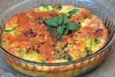 Brokkolis, baconös felfújt Hungarian Recipes, Gnocchi, Quiche, Bacon, Curry, Dishes, Breakfast, Ethnic Recipes, Food