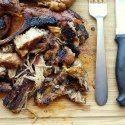 Cinnamon apple pork