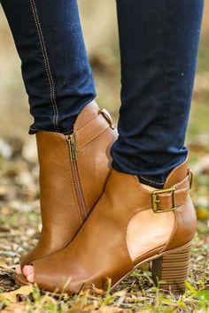 Walk With Confidence Heels-Chocolate