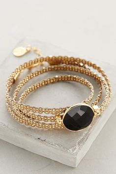 Geminiano Wrap Bracelet #anthrofave