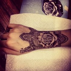 The rose is perfect, that's all I like haha