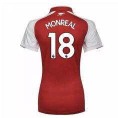 Arsenal Home Kit 2017/18 Women MONREAL