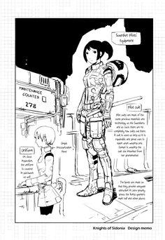 Read Sidonia No Kishi 017 Tanikaze Nagate& Decisio online Knights Of Sidonia, Manga To Read, Reading Online, Trending Memes, Did You Know, Funny Jokes, Suits, Art Inspo, Sci Fi
