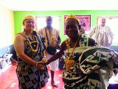 White Chief in Africa, Dr Zimmerman of USA is Nai Awuah Kotoko of Ghana http://www.flint-group.com/blog/delore-zimmerman-dr-ceo-and-now-african-development-chief/#.VtQQfeZ7UQM … #luxury #royalafrica