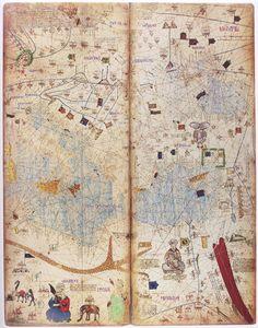 Catalan World Atlas (1375)