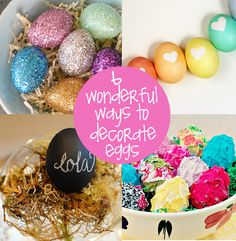 Unique ways to color easter eggs creative gift ideas eager for unique ways to color easter eggs creative gift ideas eager for easter pinterest coloring easter eggs easter and egg negle Images