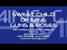 Sweet Child O' Mine - One Of the Best Modern Wedding Processional Songs - YouTube