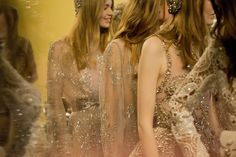 Elie Saab 2015 Paris Couture Show