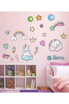 Unicorn dreams 21 piece set kids room nursery wood color decorIt is produced with colored UV printing technology on wood.Vivid colors were selected from high-resolution images.Double-sided tape is applied on the back of each part, it can be easily assembled (also no assembly material required)The wood that will add richness to the decor of your home is metal and harmless paint is applied to health.The product is 3mm wood (simple sticker is not pa best friend quotes funny hilarious Unic