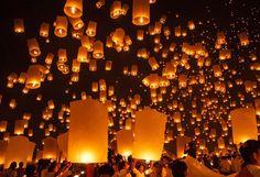 Seoul Lantern Festival, South Korea