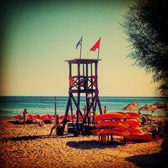Strand von Chersonissos Kreta