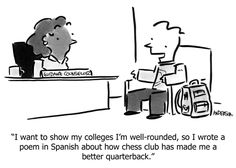 College Application Essay Humorous