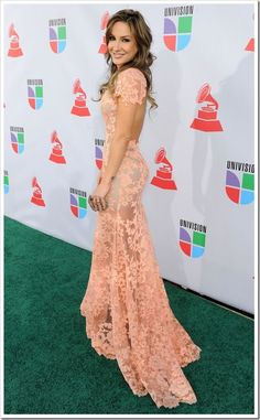 Claudia Leitte no Grammy Latino 2010 #Brazilian