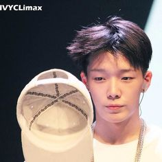 Bobby .. The boy is cute of iKON boy..